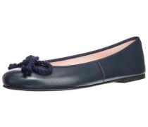 Coton Ballerinas kobaltblau