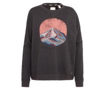 Sweatshirt 'LW EL Dorado Crew' dunkelgrau