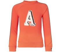 Sweater 'Duncanville' orange