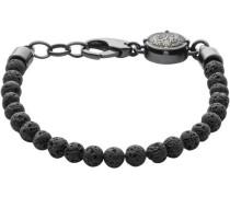 Armband 'Ragged' grau