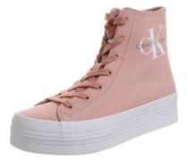 High Sneaker 'Zabrina' rosa