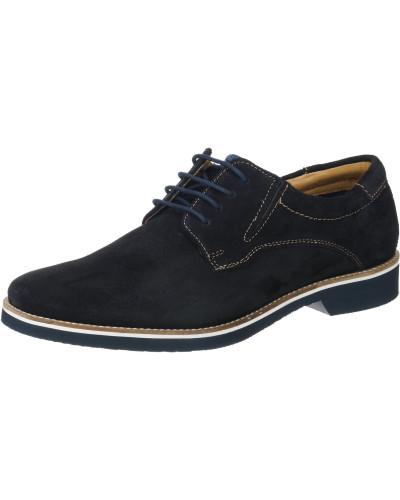 Bugatti Herren Freizeit-Schuhe extraweit marine