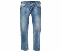 Regular-fit-Jeans »Grover« hellblau