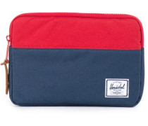 Tablet Tasche 'Anchor Sleeve iPad Mini Navy/Red' marine / hellrot