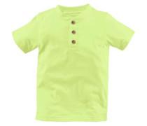 T-Shirt für Jungen limette