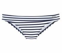 Bikini-Hose 'Summer' navy / weiß