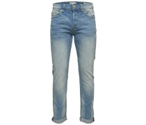 Regular Fit Jeans hellblau