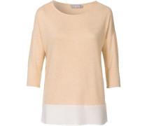 Pullover creme / gelb