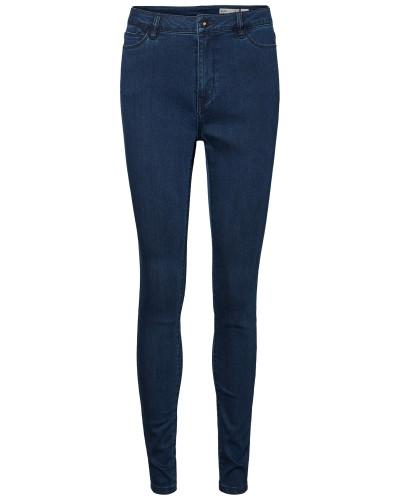 Skinny-fit-Jeans 'jenna' blau