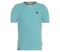 T-Shirt 'Halim Trabando' türkis