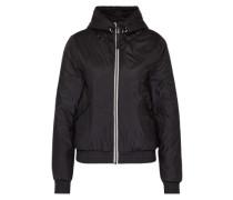 Übergangsjacke 'jacket' schwarz
