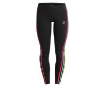 Leggings '3 Stripes' schwarz