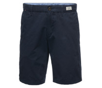 Regular-Fit-Shorts 'Brooklyn' nachtblau