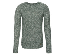 Pullover 'onsCYLAR Crew Neck Knit' grün