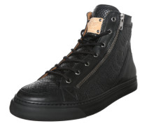 Sneaker High 'Aim' schwarz