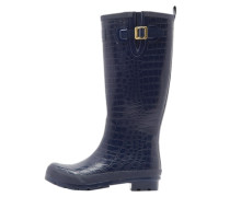 Boots Crockington blau