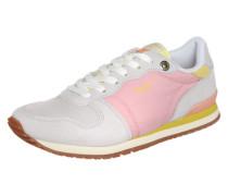 Sneaker Low 'Gable Retro' grau / pink