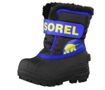 Winterstiefel Snow Commander Nv1877-051 21 saphir / schwarz