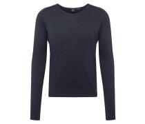 Pullover 'Ameross 10203805 01' dunkelblau