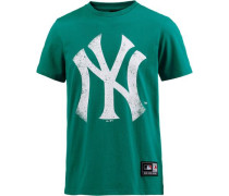 Athletic New York Yankees T-Shirt Herren grün