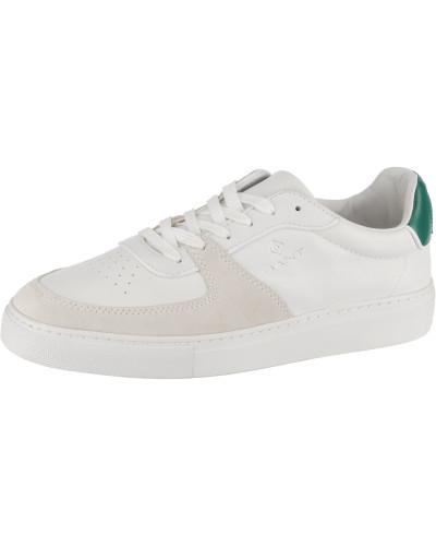 Sneakers 'Denver' camel / tanne / weiß