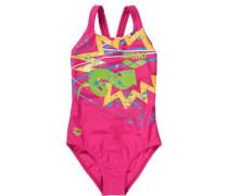 Kinder Badeanzug 'rook' pink