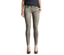 Jeans »Luz« grau