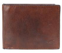 Alaska Geldbörse Leder 12 cm braun