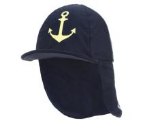UV-Schutz Cap 'nitzondo' blau