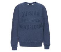 Sweatshirt nitleon blau