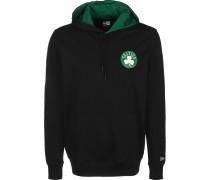 Hoodie 'nba Engineered Half Zip Boston Celtics'