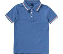 Poloshirt für Jungen marine