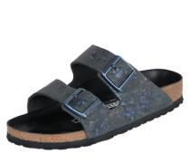 Sandale 'Arizona Hex' schwarz