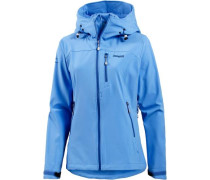 Softshelljacke royalblau