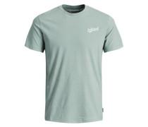 Lässiges T-Shirt pastellgrün