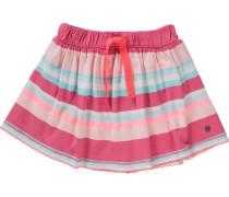 Kinder Rock hellblau / pink / rosa