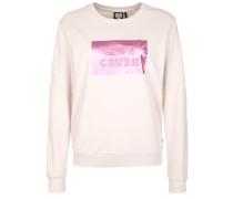 Sweatshirt Metal Crush pink