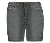 Junior Bermuda 5-Pockets Jungen Kinder grau