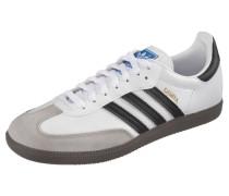 Samba Sneaker weiß