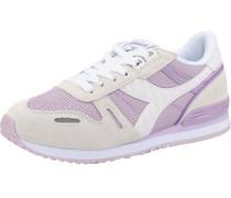 Sneaker 'Titan' beige / lila
