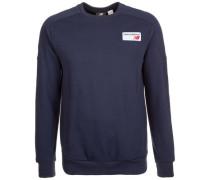 Premium Archives Crew Sweatshirt Herren blau