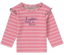 Langarmshirt Houlton pink / rosa