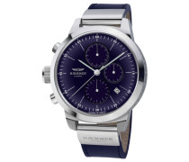 Chronograph 'blues Hk-03' blau / silber