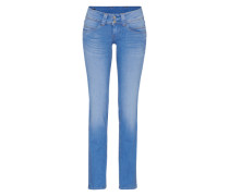 Straight Leg Jeans 'Venus' blue denim