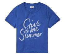 "T-Shirts ""thdw CN T-Shirt S/S 13 B"" blau"