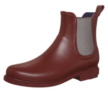 Gummistiefelette 'Rubber Boot' rot