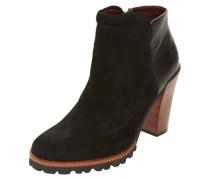 Boots 'High Heel Bootie' schwarz