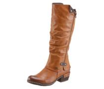 Stiefel mit Tex-Ausstattung braun