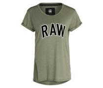T-Shirt 'Rovi' grün