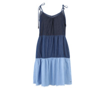 Denim-Kleid 'sky' blau
